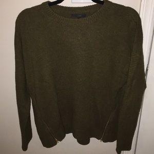 J Crew wool sweater medium